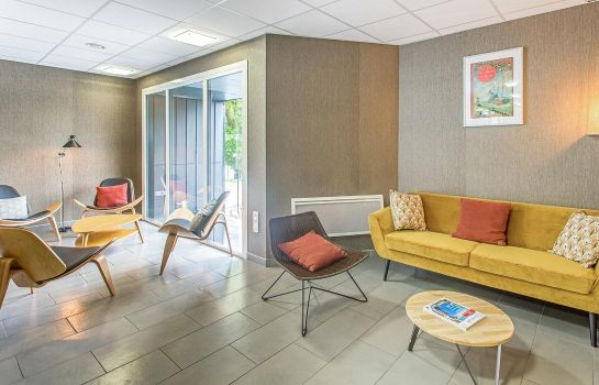 Hotelhalle APPART'CITY AMIENS GARE