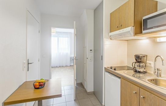 Single room (standard) APPART'CITY AMIENS GARE
