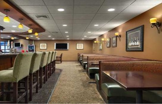 Hotel Bar WYNDHAM GARDEN NEWARK AIRPORT