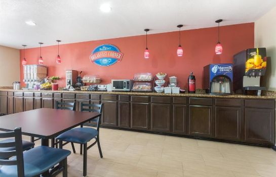 Sala colazione Baymont Inn and Suites Port Arthur