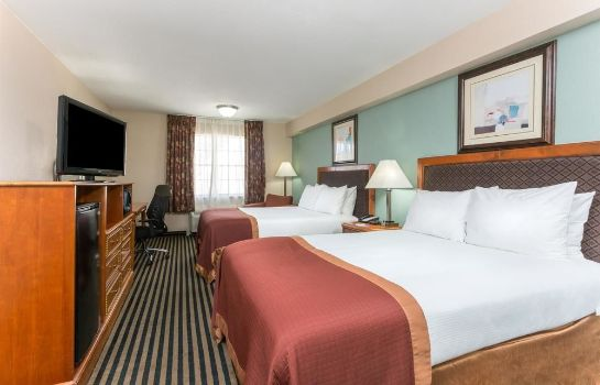 Standard room Baymont Inn and Suites Port Arthur