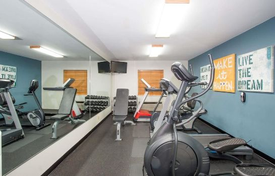 Impianti sportivi Baymont Inn and Suites Jefferson City