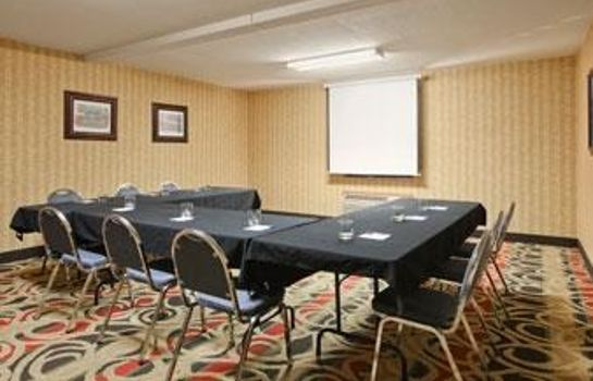 Conference room Baymont Inn and Suites Jefferson City