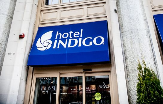 Exterior view Hotel Indigo NEWARK DOWNTOWN