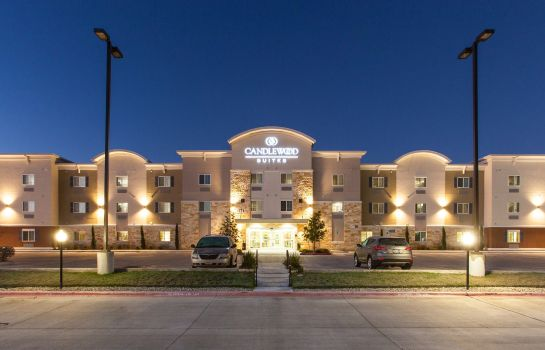 Exterior view Candlewood Suites NEW BRAUNFELS