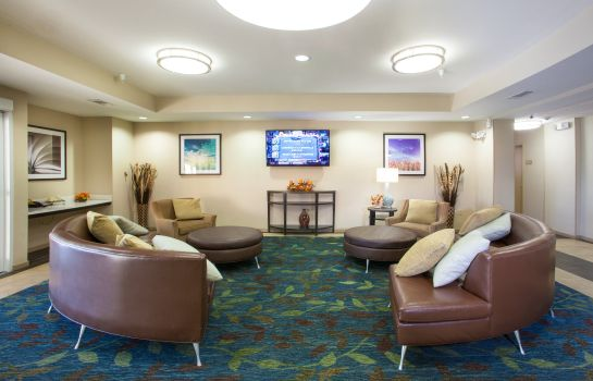 Lobby Candlewood Suites NEW BRAUNFELS