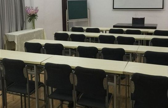 Meeting room Hanting Hotel Xiaoyanta
