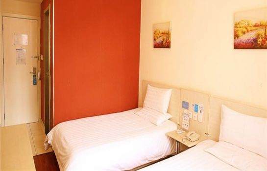 Double room (standard) Hanting Hotel Xiaoyanta