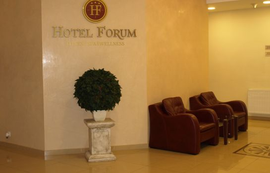 Lobby Forum Fitness Spa & Wellness