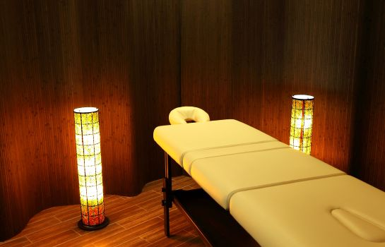 Massage room Forum Fitness Spa & Wellness