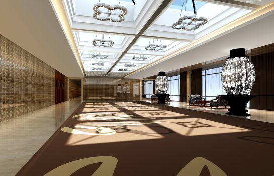 Tagungs-Foyer Grand Skylight International Hotel Guiyang