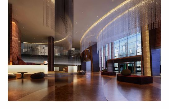 Hotelhalle Grand Skylight International Hotel Guiyang