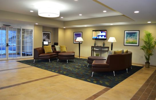Hotelhalle Candlewood Suites GREENVILLE