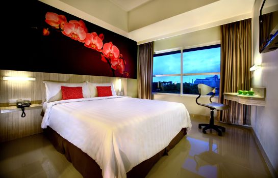 Chambre individuelle (confort) favehotel Wahid Hasyim