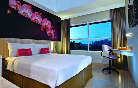Chambre double (standard) favehotel Wahid Hasyim