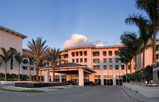 Exterior view Boca Raton Resort and Club A Waldorf Astoria Resort