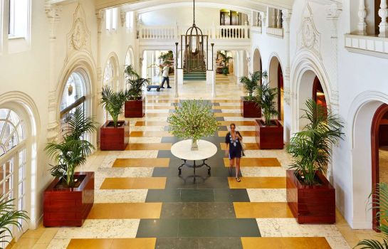Hotelhalle Boca Raton Resort and Club A Waldorf Astoria Resort