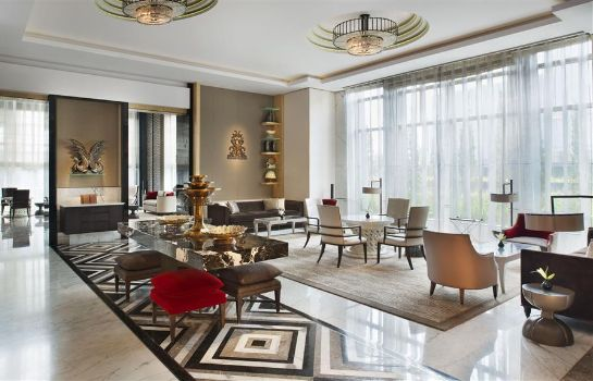 Hotel bar Keraton at The Plaza a Luxury Collection Hotel Jakarta