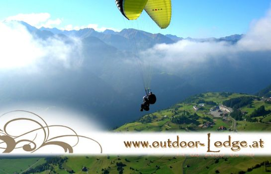 Info action & sport Apart Outdoorlodge