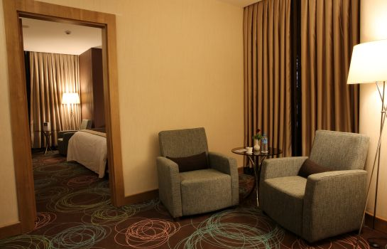 Junior Suite Dedeman Park Gaziantep Hotel