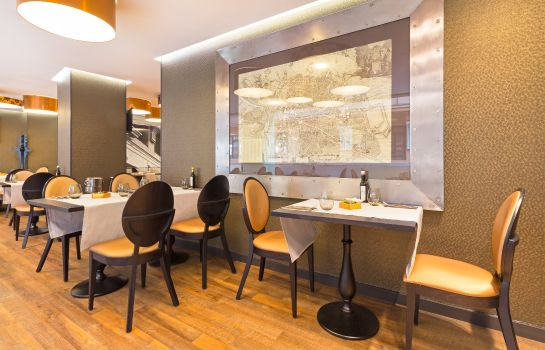 Restaurant Hotel Indigo MADRID - GRAN VIA