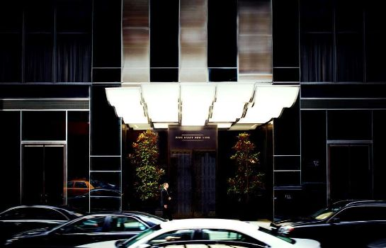 Vista esterna PARK HYATT NEW YORK