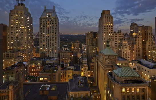 Vista esterna Central Park Le Meridien New York