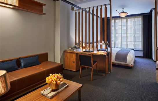 Suite Central Park Le Meridien New York