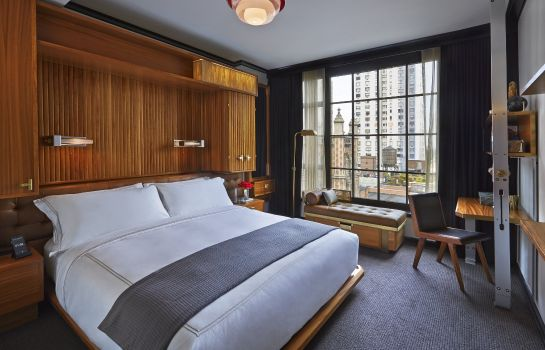Kamers Central Park Le Meridien New York
