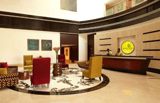 Lobby Lemon Tree Hotel Whitefield
