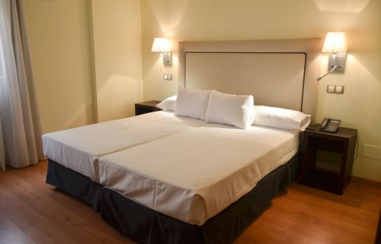 Double room (standard) Dome Madrid