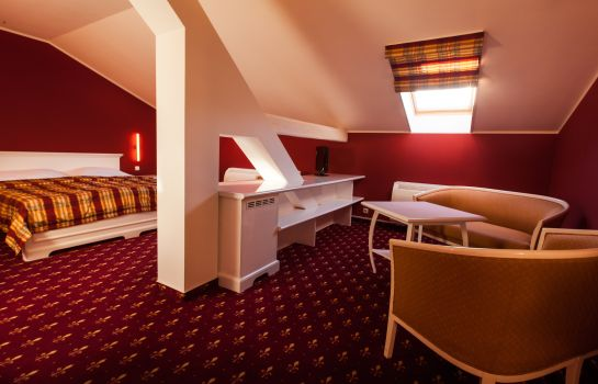 Junior suite Park Hotel Tartuf