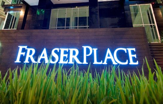 Exterior view Fraser Place Kuala Lumpur