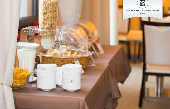 Breakfast buffet Naam Apartments