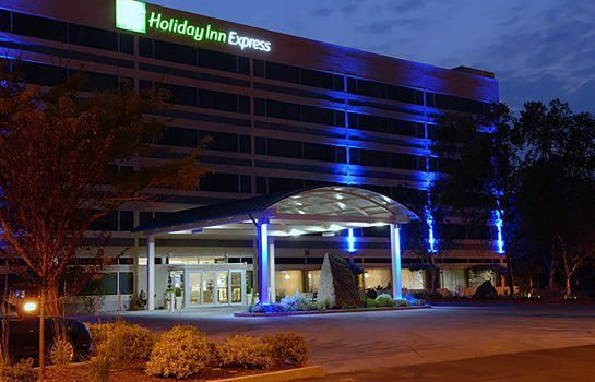 Außenansicht Holiday Inn Express BOISE-UNIVERSITY AREA