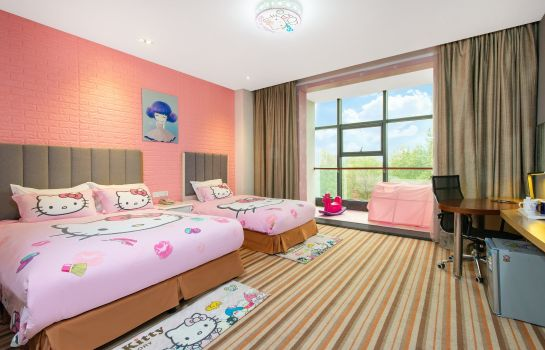 Suite Holiday Inn Express YANGZHOU CITY CENTER