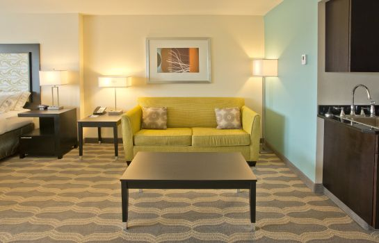 Zimmer Holiday Inn Express & Suites COLORADO SPRINGS CENTRAL