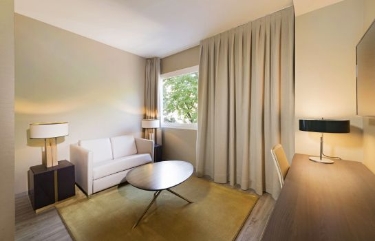 Junior Suite NH Collection Madrid Suecia