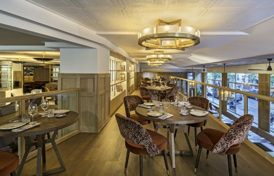 Restaurant NH Collection Madrid Suecia