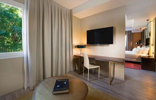 Suite NH Collection Madrid Suecia