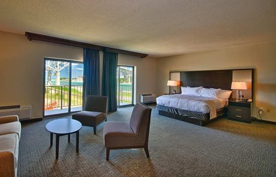 Suite DoubleTree by Hilton Port Huron