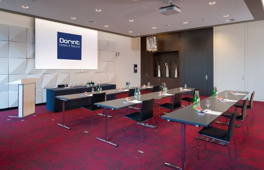 Conference room Dorint Airport-Hotel Zürich