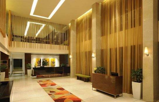 Lobby Four Points by Sheraton Ahmedabad Four Points by Sheraton Ahmedabad