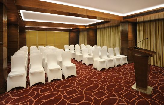 Conference room Four Points by Sheraton Ahmedabad Four Points by Sheraton Ahmedabad
