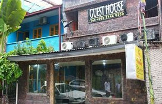 Buitenaanzicht Malaysia Guest House