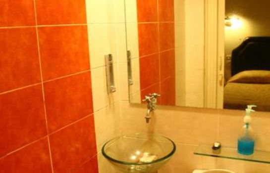 Badezimmer Malaysia Guest House