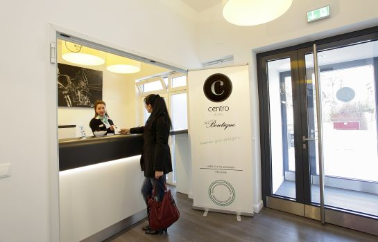 Reception Boutique 072 Hamburg St. Georg