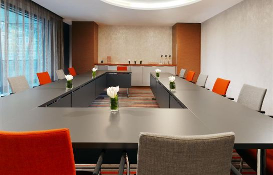 Conference room Sheraton Zurich Hotel