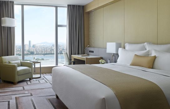 Single room (standard) Langham Place Guangzhou