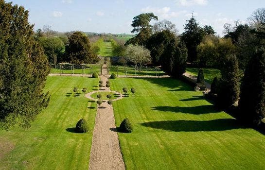 Vista esterna Chicheley Hall